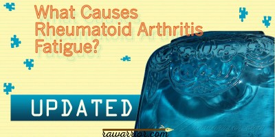 causes rheumatoid arthritis fatigue