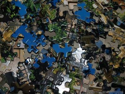 RA diagnosed puzzle