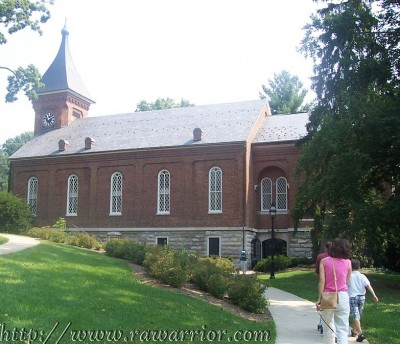 RA Warriors Lee Chapel