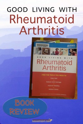 Good Living with Rheumatoid Arthritis-review
