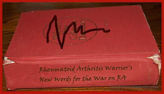dictionary rheumatoid arthritis