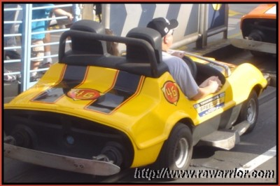 24 for RA with Disney car