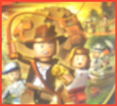 Lego Indiana Jones: The Original Adventures video game
