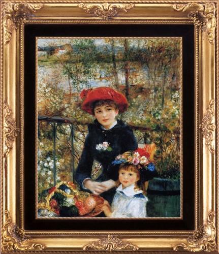 Renoir painting