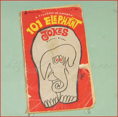 elephant joke book