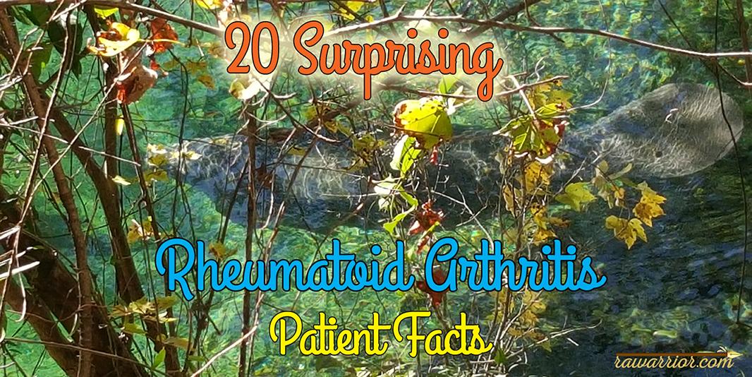 Rheumatoid Arthritis Patient Facts