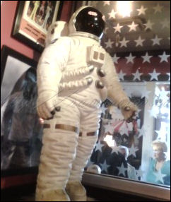 TGIF astronaut