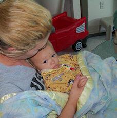 Mason's Rheumatoid Arthritis story