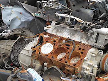 junkyard transmission