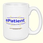 e-patient mug