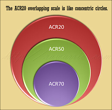 ACR 20 clinical trial research criteria