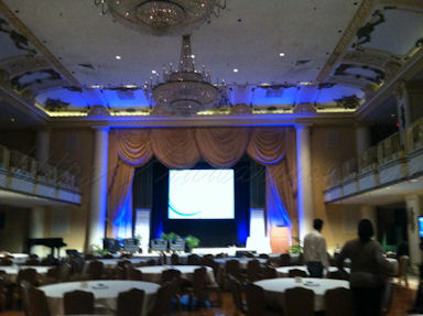 ballroom at ePatient Connections
