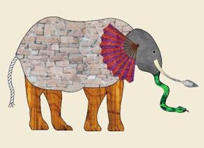 Blind men and elephant