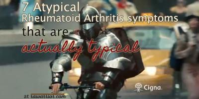 7 Atypical Rheumatoid Arthritis