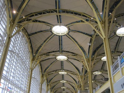 National Airport ceiling