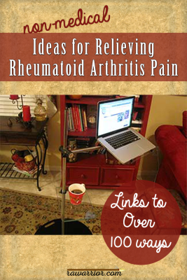 Ideas For Relieving Rheumatoid Arthritis Pain Rheumatoid