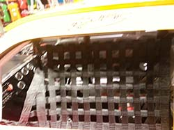 NASCAR window net