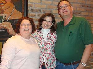 Kelly & Carol & Gene