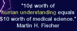Martin H Fischer quote
