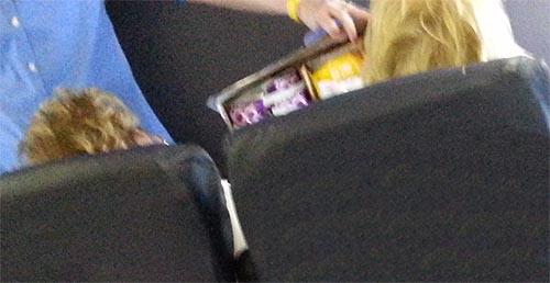 cane assailant Southwest Airlines Orlando