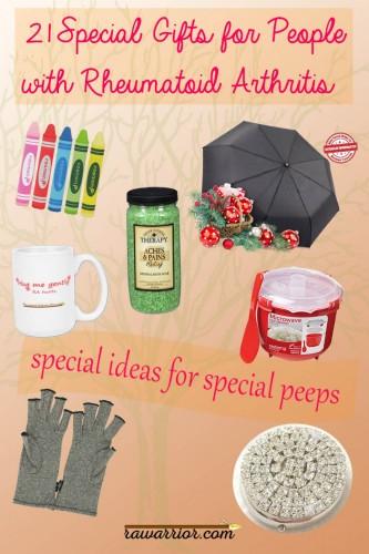 gifts for people with rheumatoid arthritis