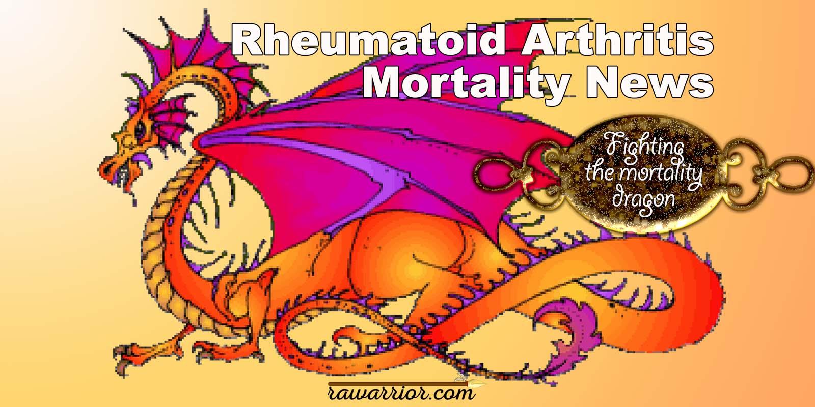 rheumatoid arthritis mortality news