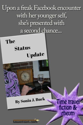 Book review of The Status Update by Sonia J. Buck