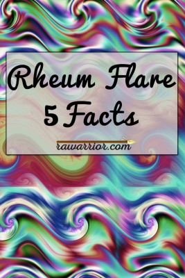 5 Rheumatoid Arthritis - RA Flare Facts