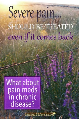 Opioids Chronic Pain