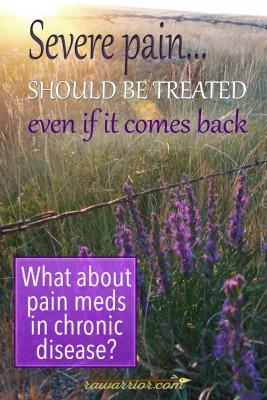 Opioids Chronic Pain