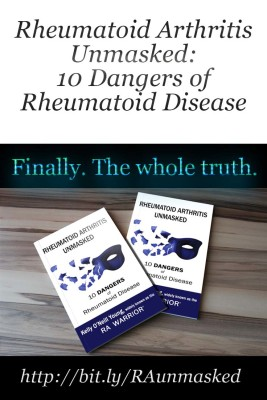 Rheumatoid arthritis problems book