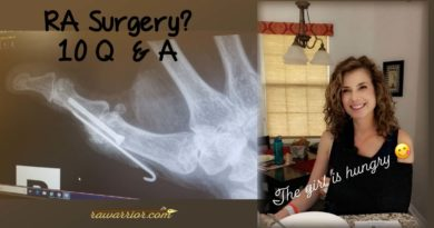 RA Surgery — 10 Questions Answered
