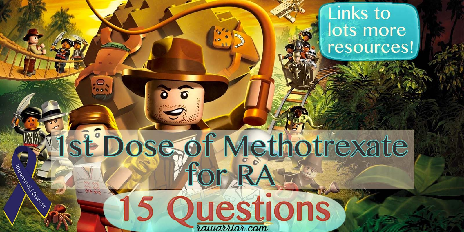1st Dose of Methotrexate for Rheumatoid Arthritis: 15 Questions