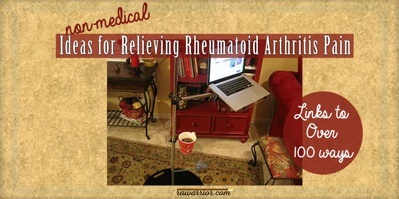 Relieving Rheumatoid Arthritis Pain