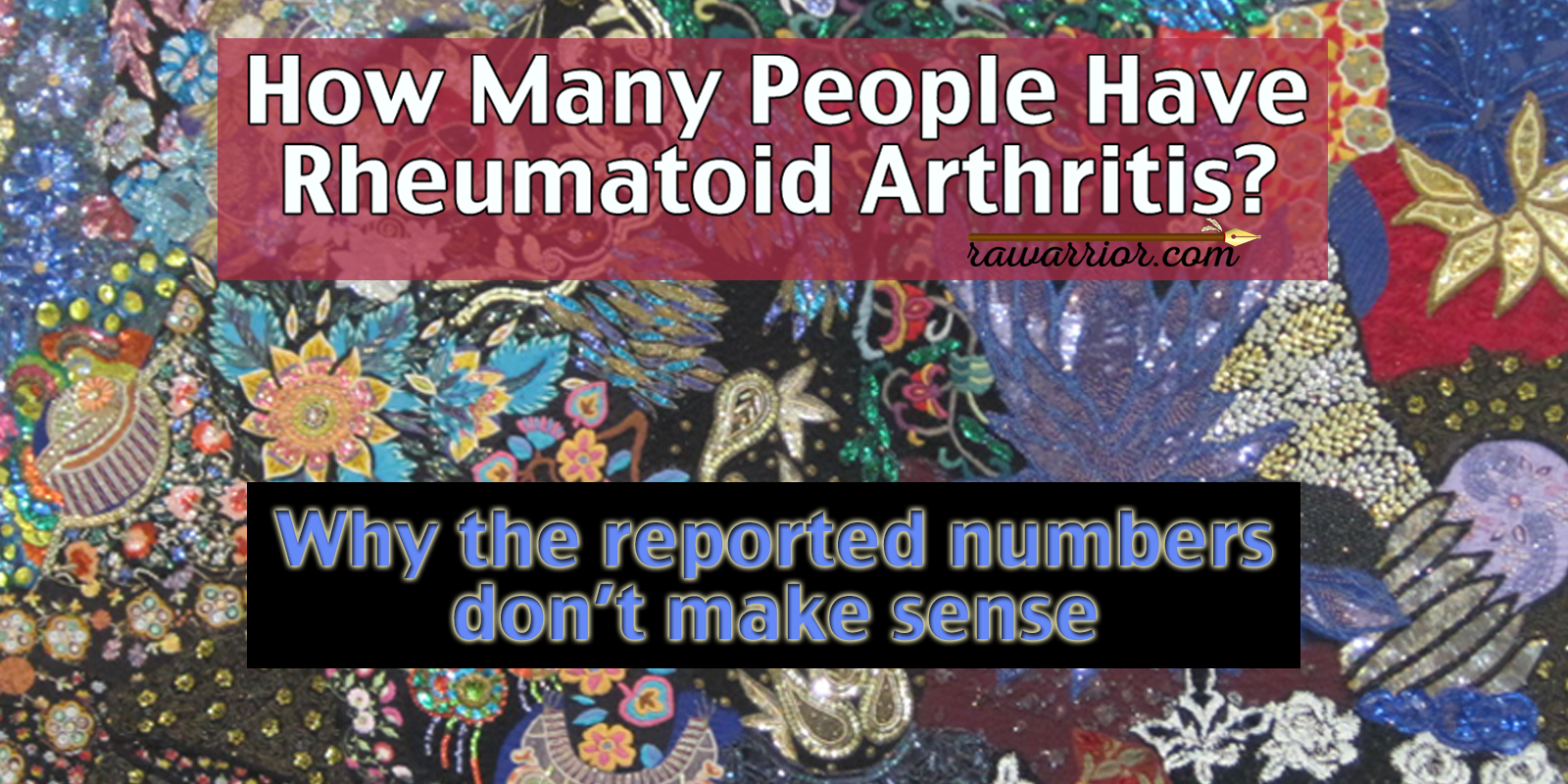 How Many People Have Rheumatoid Arthritis