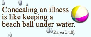 Karen Duffy quote