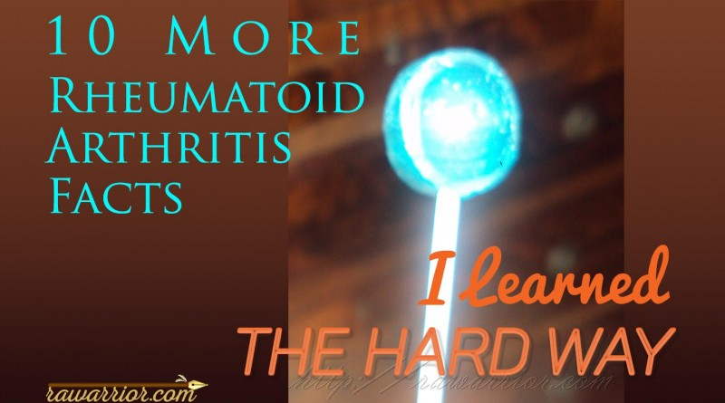 rheumatoid arthritis facts
