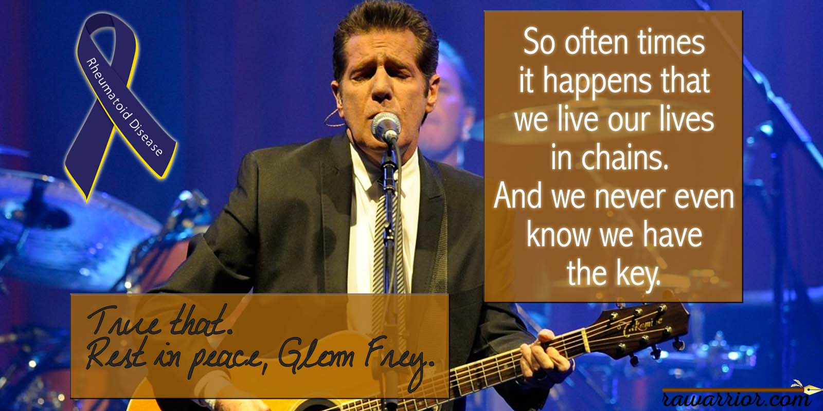 Glenn Frey's cause of death