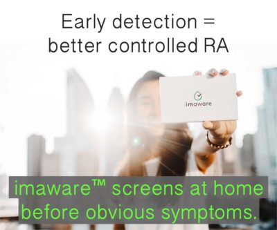 imaware at-home RA test