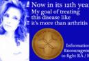 Rheumatoid Arthritis Blog Birthday